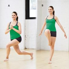 The Rockettes Long, Lean Legs Workout  Sculpt great gams with these moves from the Radio City Rockettes