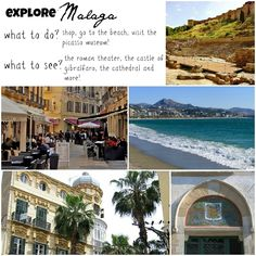 explore malaga, spain