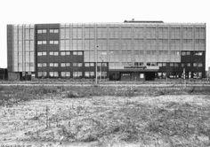 08514 Gebouw Saeckenborgh aan de Spoordreef in het centrum van Almere Stad., s.d. (afbeelding)
