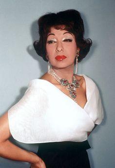 Josephine Baker, 1960s  http://lascasartoris.tumblr.com/archive