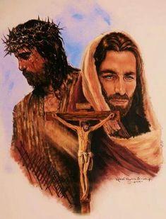 Jesus my Lord and Saviour.