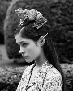 Where is my Prince? ph Bruce Weber