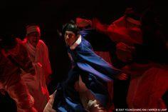 Musical <Flyin Flag> / Written and Directed by Hanshin Jo / Music by Yoojin Lim / Photography by Youngshang Kim 뮤지컬 <산성의기> / 대본, 연출 조한신 / 음악 임유진 / 사진 김영상