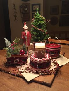christmas with my longaberger - Christmas Basket Decoration Ideas