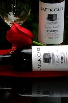 PRIMITIVO 2007 - Excellent & fair price - Layer Cake Wines.