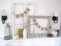 Modern Fall Decorating Ideas - Up to Date Interiors