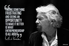 Richard Branson photoquote See how we can help you to find the right business to start your life. Entrepreneur Motivation, Entrepreneur Quotes, Business Advice, Business Quotes, Leadership Quotes, Success Quotes, Motivational Posts, Inspirational Quotes, Richard Branson Quotes
