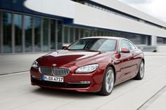 Nuova BMW Serie 6 Coupè: ecco i modelli 640i e 650i. http://www.nuvolari.tv/anteprime/bmw-nuova-serie6