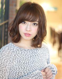 ミセス 大人女子の可愛いパーマ Ke 481 ヘアカタログ 髪型 ヘア