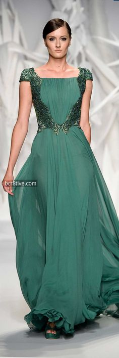 Abed Mahfouz Fall Winter 2014 Haute Couture Collection   bcr8tive