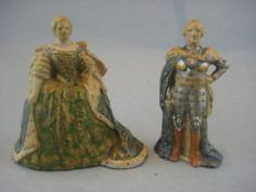 Plomb Vertunni Louis XV ET Marie Leczinska | eBay