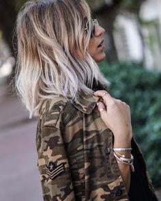 Our forever hair crush White Blonde, Dark Blonde, Medium Hair Styles, Curly Hair Styles, Balayage Hair Blonde, Hair Day, Hair Lengths, Dyed Hair, Hair Cuts