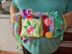 Tales From Spring Cottage: Twiddle Muff