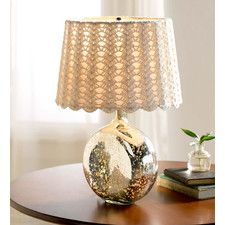 """17.5"""" Table Lamp"""