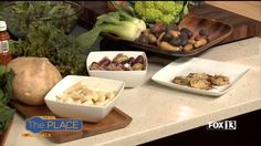 Odd vegetables you should try + 2 healthy recipes - Dietitian Jaqueline Neid-Avila with USU Extension shares some fun and unique vegetables you should try. Bok Choy Fennel Colored Beets Chard Roasted Fennel(Anise) with Parmesan 4 tbsp olive oil 4 fennel bulbs, cut vertically 1/3 inch thick slices, fronds reserved.