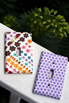 Unique faceplates!#Repin By:Pinterest++ for iPad#