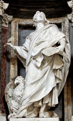 by.....___St. John the Evangelist - Archbasilica of St. John Lateran, Rome