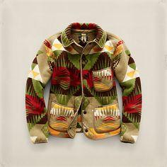フリース Cartwright ジャケット ・ メンズ ベストセラー ・ ハイライト ・ メンズファッション通販   RRL - Ralph Lauren Japan (ラルフローレン)