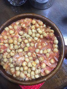 デトックスひよこ豆煮込み