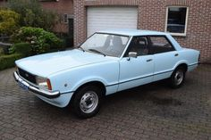 Ford Taunus 1.6 L 1977 Ford, Kult, Good Old, Car Ins, Cars And Motorcycles, Classic Cars, German, Passion, Memories
