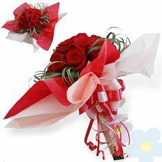 Bouquet de rosas Kalea