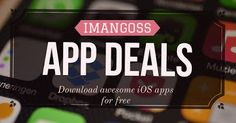 http://ift.tt/2ggdQyp Deals: Download 12 best Paid iPhone/iPad apps for iOS 10 and below that have gone free on AppStore 23rd Nov 2016 http://ift.tt/2fqmbye  Everyone likes todownloadfree apps but most of the apps are little expensive and most of the user dont have time to see which apps have gone free. There are tons of apps which have gone free on the App Store but we don't know which apps gone free today.  So we bring you a daily app deals for you todownloadtheseawesomepaid iPhone and…