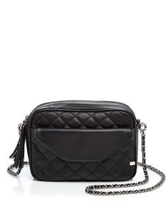 Sjp by Sarah Jessica Parker King Quilted Crossbody