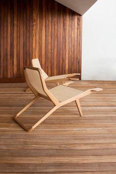 Lounge chair BARCA by Branca-Lisboa | design Marco Sousa Santos