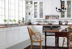 9 kök i både lantlig och modern stil - Sköna hem