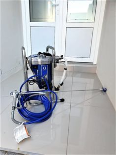 Blanca GIS (Pty) Ltd uses Graco Airless Paint Sprayers supplied by Midas Paints Tygervalley Paint Sprayers, X21, Home Appliances, Fresh, Painting, House Appliances, Painting Art, Appliances, Paintings