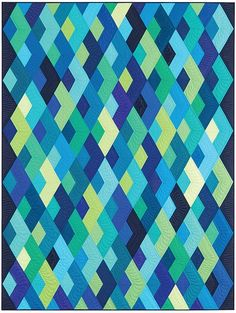 This morning I found myself wanting to post my annual retrospective of quilts I finished in 2015. I made a lot of quilts this year & I als...
