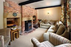 Luxury Holiday Cottages in Peak District, Cheshire, Derbyshire & Staffs, Hopton Hall Luxury Holiday Cottages, Peak District, Luxury Holidays, Derbyshire, Couch, Furniture, Home Decor, Sofa, Settee