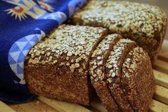 Kumarrus ruotsalaisten leipäfilosofialle: gluteeniton kaura-siemenleipä