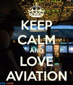 ... Love Aviation.