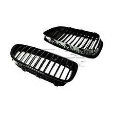 Ноздри стиль Shadow Line чёрные  для тюнинга BMW F10