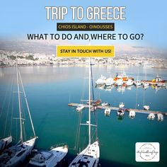 Trip to Greece - Travel Ideas, What to Do, and Where to Go in Greece - Discover the hidden secrets of the beautiful country Greece by reading our trip to Greece details. Greece Tours, Greece Travel, Travel Ideas, Travel Tips, Chios, The Beautiful Country, Where To Go, Athens, Island