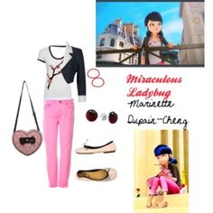 Miraculous Ladybug Cosplay: Marinette Dupain-Cheng
