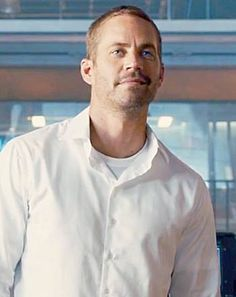 Paul Walker its just something about him when he has on white