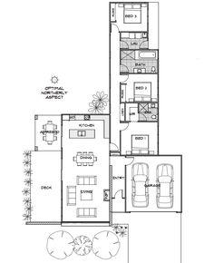 Ariel | Home Plans | Energy Efficient Home Designs | | Green Homes Australia