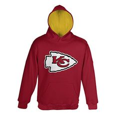17707d078 NFL Youth Boys 8-20 Kansas City CHIEFS
