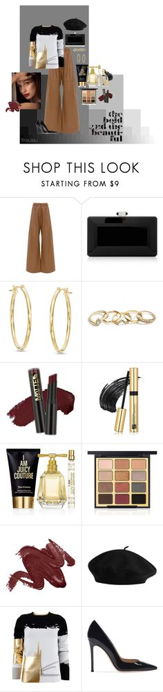The Bold Type by fitriauliau on Polyvore featuring Zimmermann, Oscar de la Renta, Judith Leiber, GUESS, Estée Lauder, L.A. Girl and Juicy Couture