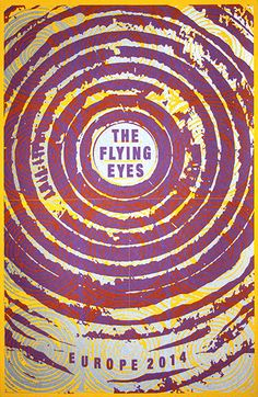 GigPosters.com - Flying Eyes, The