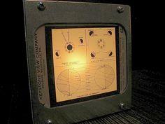 THE CAUSE of the SEASONS - Fotolyte Vintage Magic Lantern Slide Light Box