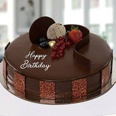 Cake Home Delivery, Birthday Cake Delivery, Best Birthday Cake Images, Happy Birthday Cakes, Chocolate Lava Cake, Lava Cakes, Cooking Recipes, Desserts, Food