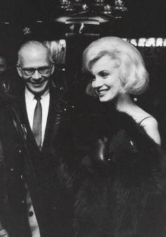 """alwaysmarilynmonroe: """" Marilyn at an actors studio event in 1961. """""""