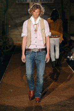 Dsquared2 Spring 2006 Menswear Fashion Show