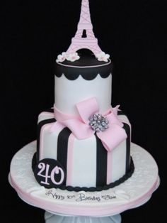 Top Paris Cakes...that's it..now I want a Paris themed cake for my bday. :D