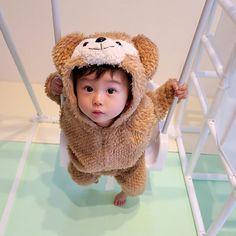 Baby Kids Korean New Ideas Cute Baby Boy, Cute Little Baby, Little Babies, Cute Kids, Baby Kids, Baby Baby, Cute Asian Babies, Korean Babies, Asian Kids