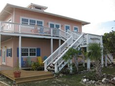 Sea Breeze Cottage, Green Turtle Cay  Abaco. I wish we would have got that house):