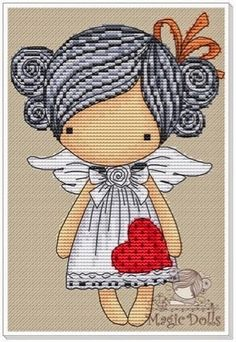 magicdolls: Вышивка / Cross Stitch